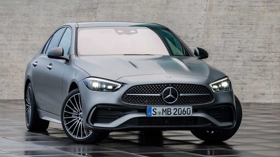 2022 Mercedes C-Class C300 And C300 4Matic Detailed For US Market