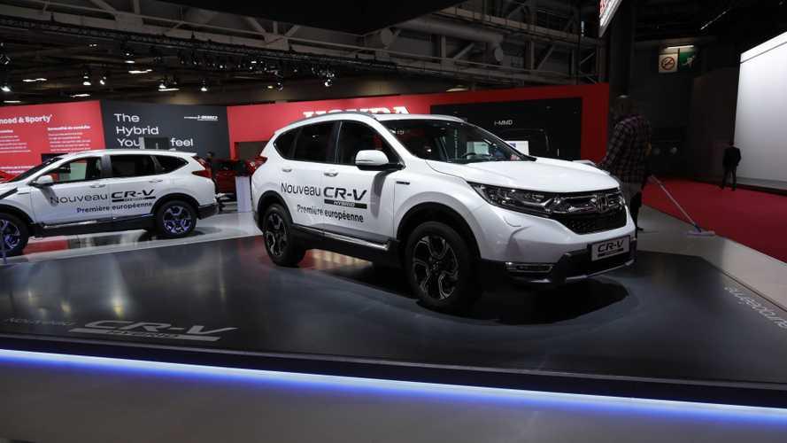 Honda CR-V Hybrid 2019, todos los datos del SUV ecológico