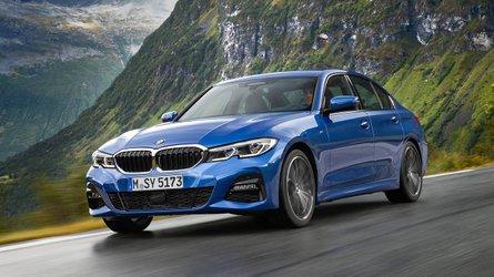 Новое поколение BMW 3 Series дебютировало в Париже