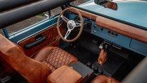 Restore Edilmiş Bir 1973 Ford Bronco