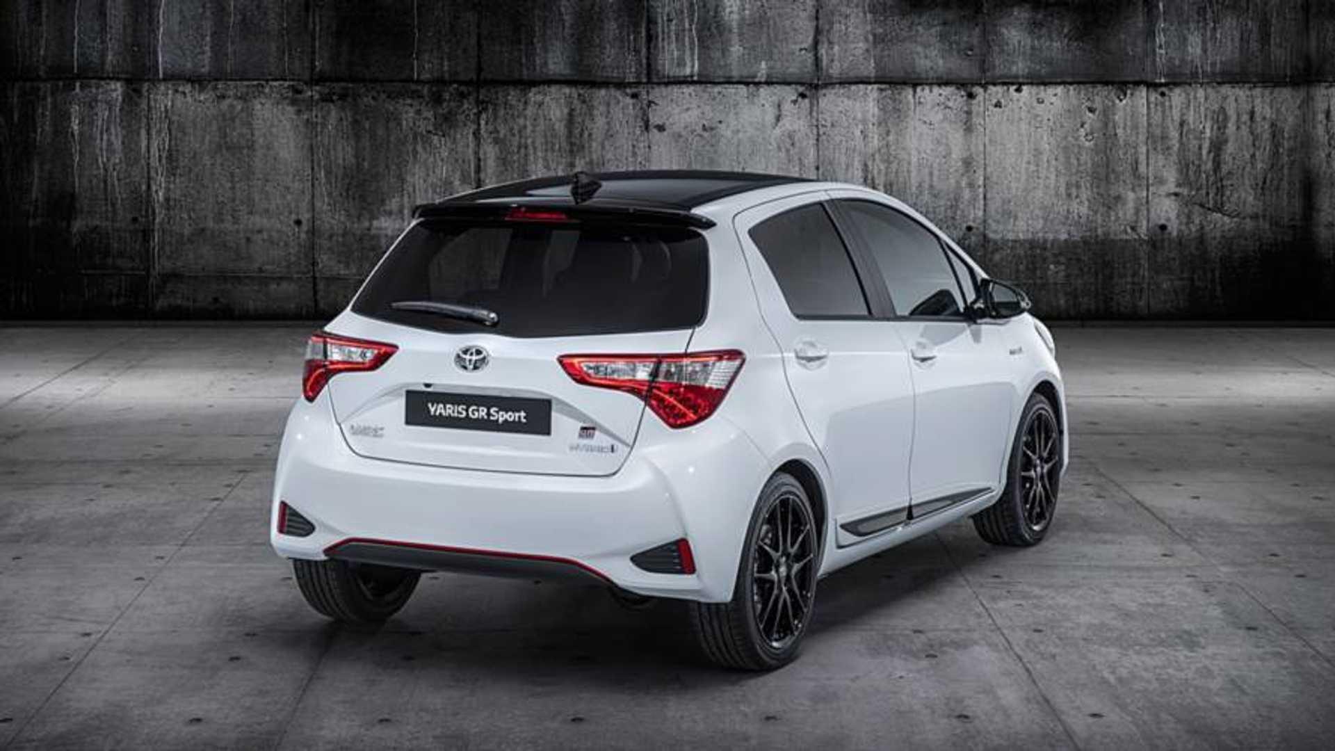 Toyota Yaris GR Sport Sapa Pasar Eropa Dengan Tampang Sporty