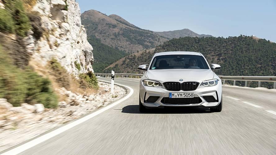 BMW M2 Competition İlk Sürüş