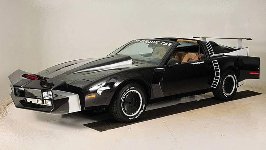 KITT, el coche fantástico, está a la venta