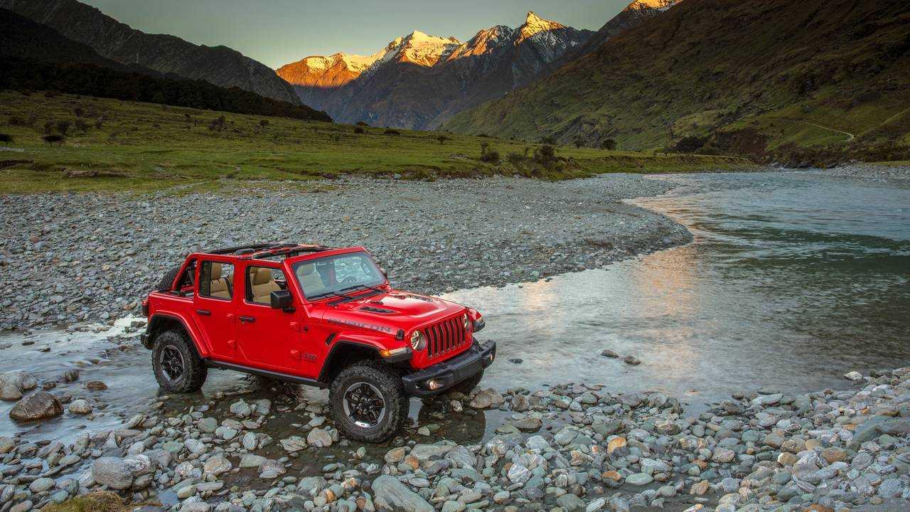 2. Jeep Wrangler: $1,304