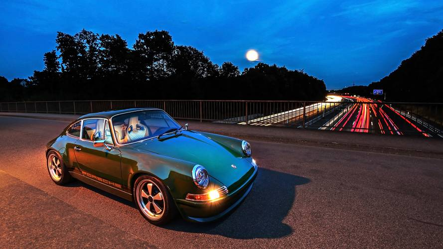 Porsche 964 'Speedy Irishman' by DP Motorsport