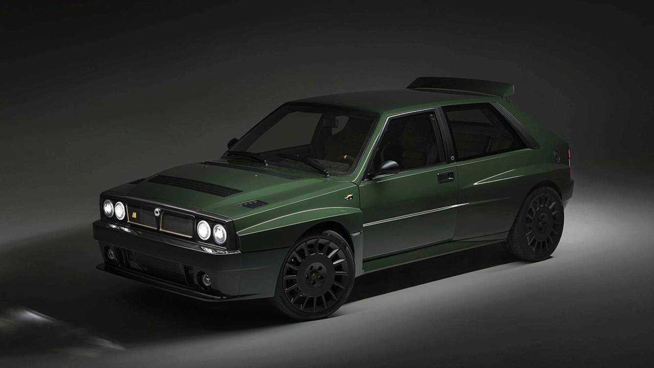 9 - Automobili Amos Lancia Delta Futurista