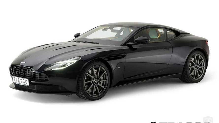 150 kilóval nehezebb, páncélozott kivitelben is kérhető az Aston Martin DB11