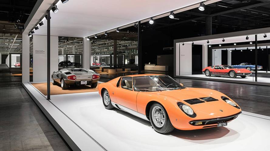 Grand Basel Otomobil Fuarı'na ait fotoğraf galerimizi inceleyin