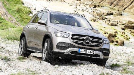 Mercedes GLE 2019, aventuras Premium