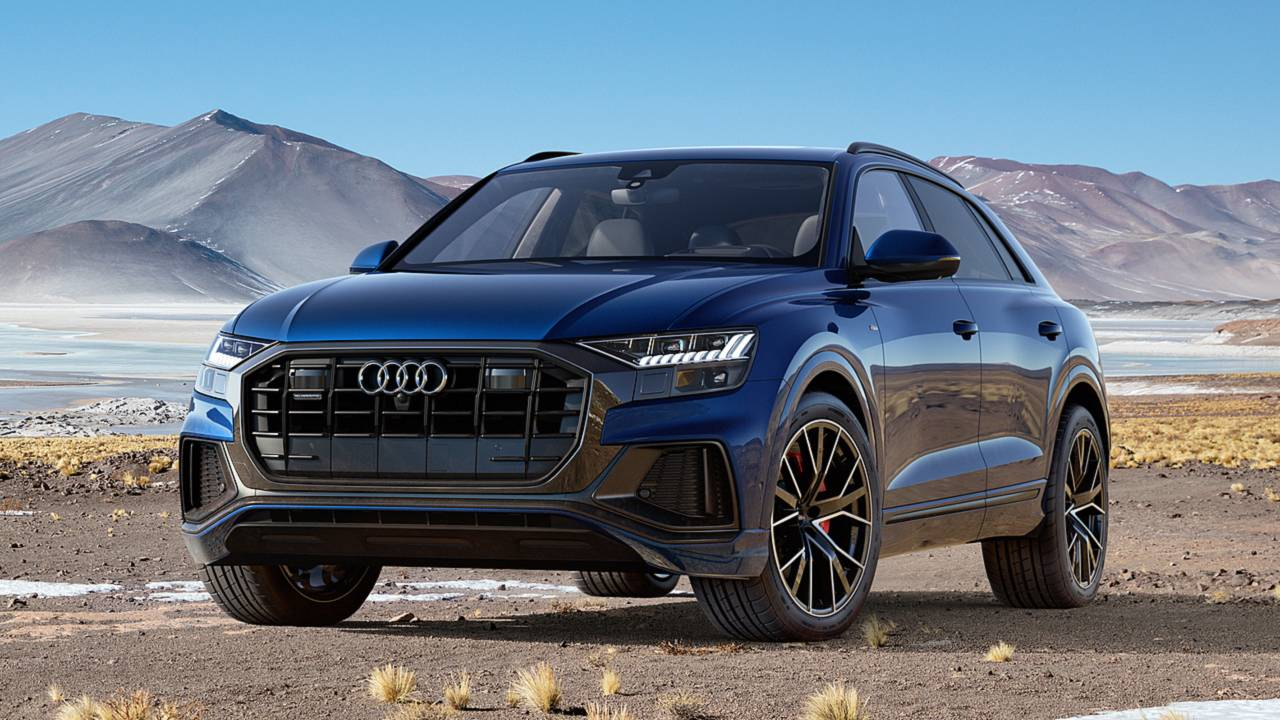 2019 audi q8 priced from  67 400 with mild