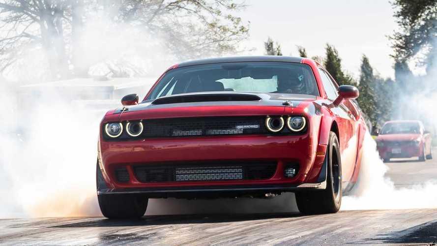 Dodge, Model S Plaid'den daha hızlı bir model mi hazırlıyor?