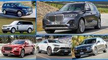 BMW X7 и конкуренты