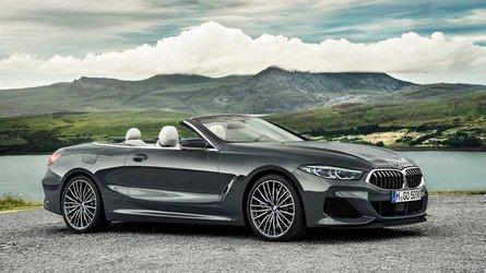 BMW Série 8 Convertible perde o teto, mas não o luxo