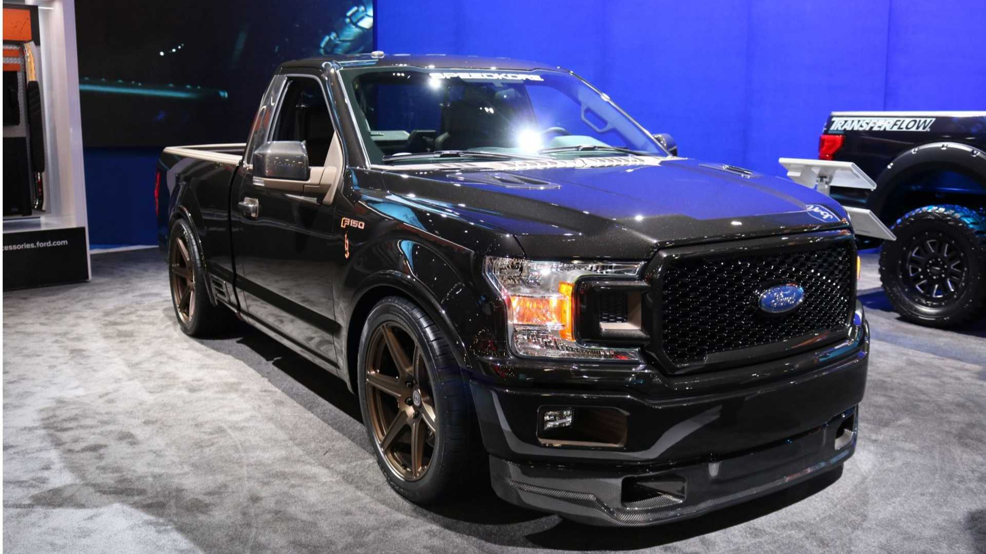 Check Out 8 Custom Ford F Series Pickups Coming To Sema Update