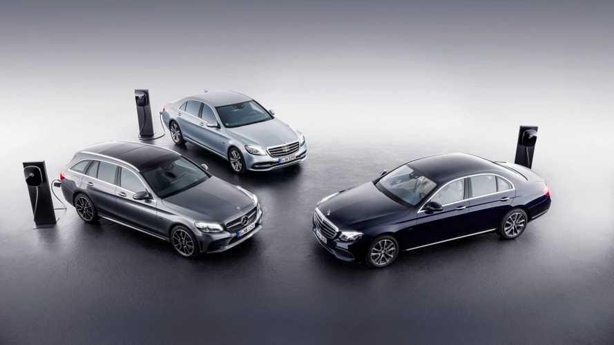 Mercedes Classe C e Classe E, l'ibrido è (anche) diesel