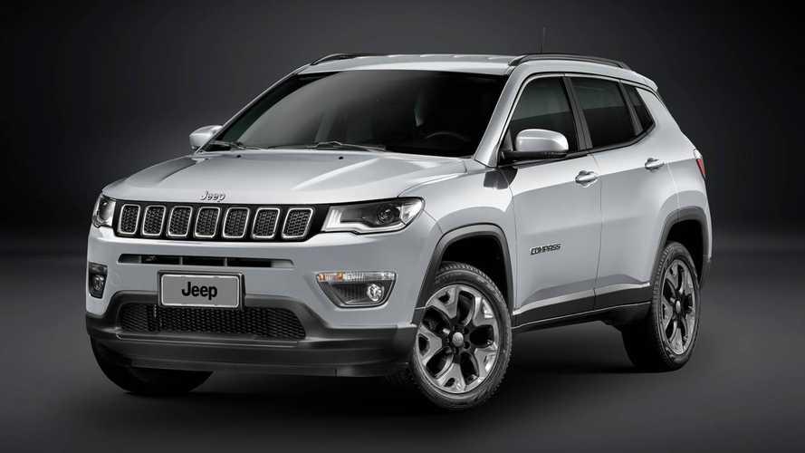 Jeep Compass fica até R$ 5.500 mais caro e parte de R$ 113.990
