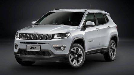 Jeep Compass 2019 ganha mais equipamentos e parte de R$ 111.990