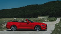 Ford Mustang - la prova del cambio a 10 marce