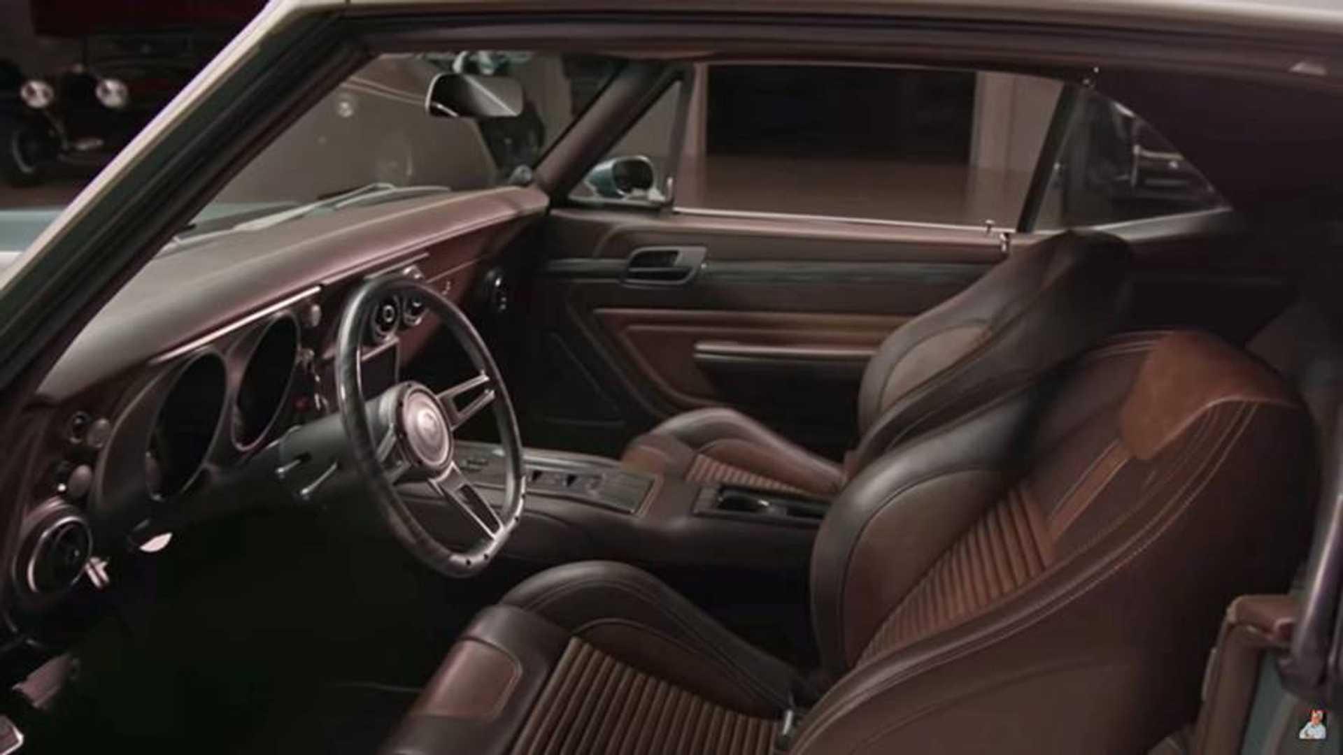Captain America's Classic Camaro Looks Great At Jay Leno's ...