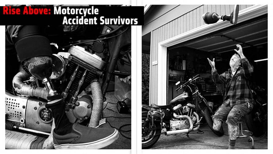 Rise Above: Motorcycle Accident Survivors