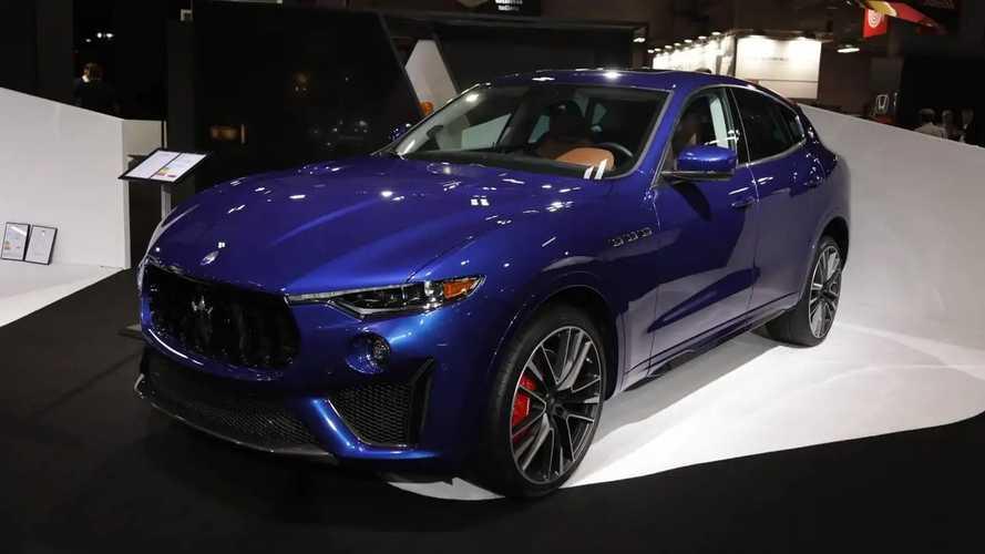 Maserati al Salone di Parigi 2018