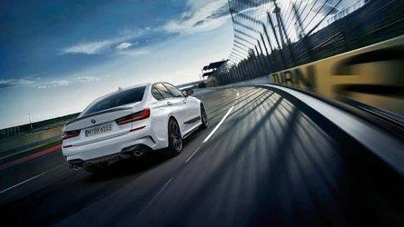 Már most megkapta M Performance alkatrészeit az új 3-as BMW