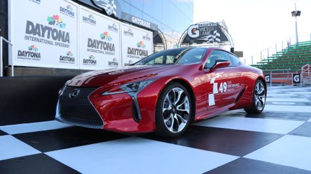 Motorsport Nirvana: A Day At The Lexus Performance Driving School