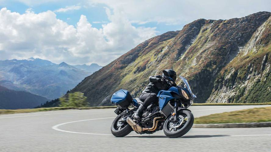 New 2019 Yamaha Tracer 700 GT Unveiled in Germany