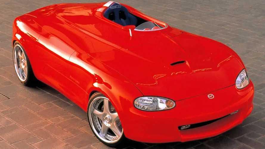 Mazda Mono-Posto Concept (2000)
