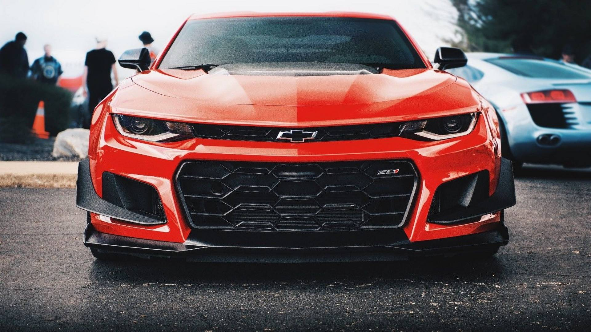 Professional Detailer Selling Highly Upgraded Chevy Camaro Zl1 Le