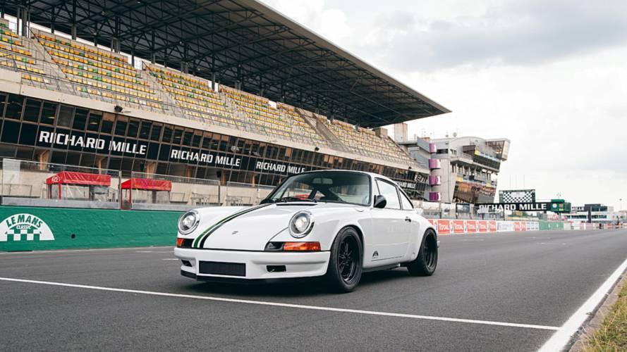 Paul Stephens Le Mans Classic Clubsport