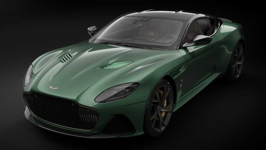 Aston Martin DBS Superleggera посвятили победе Шелби