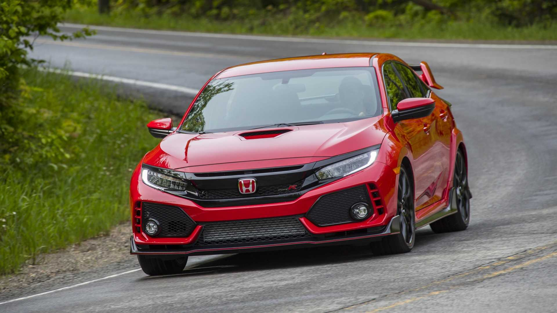 Honda Civic Type R Release Date Usa >> 2019 Honda Civic Type R Arrives With New Color More