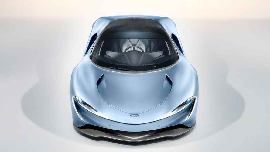 McLaren Speedtail Can Be Driven In U.S., But There's A Catch