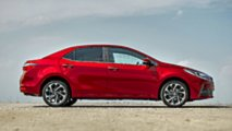 Toyota Corolla Test 2018