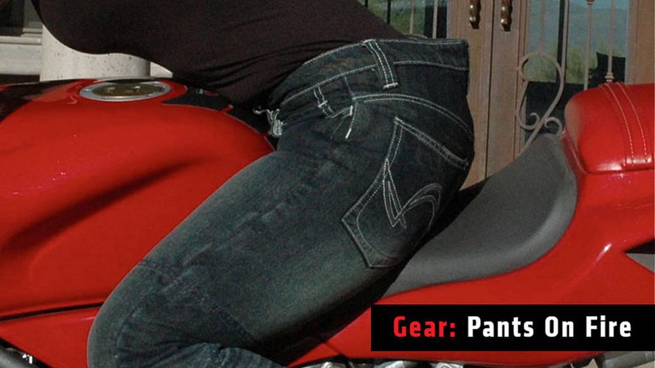 Gear: Pants On Fire