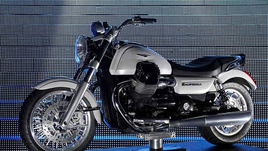 Moto Guzzi California 1400: first production-spec pictures
