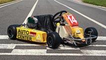 El último kart de Ayrton Senna
