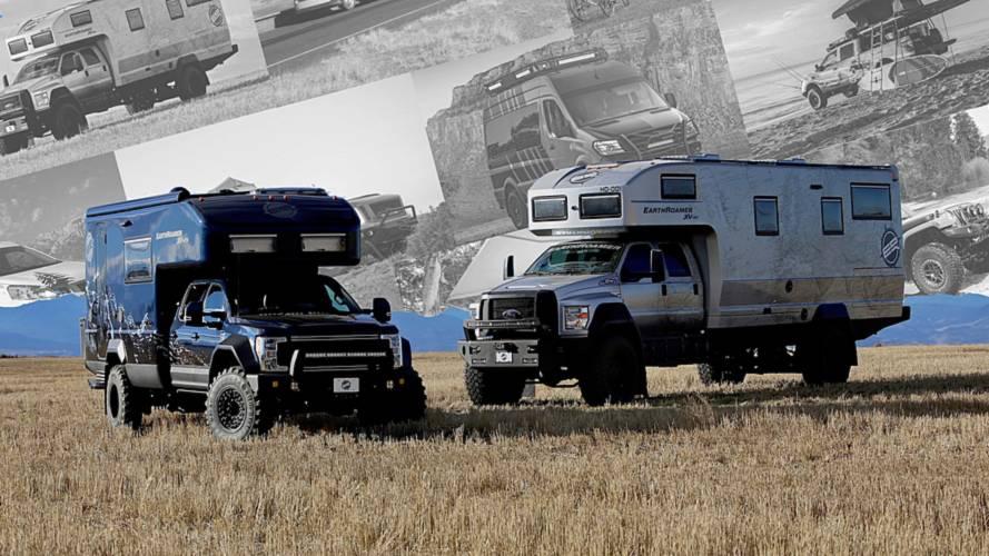 10 campers increíbles para disfrutar de la vida al aire libre