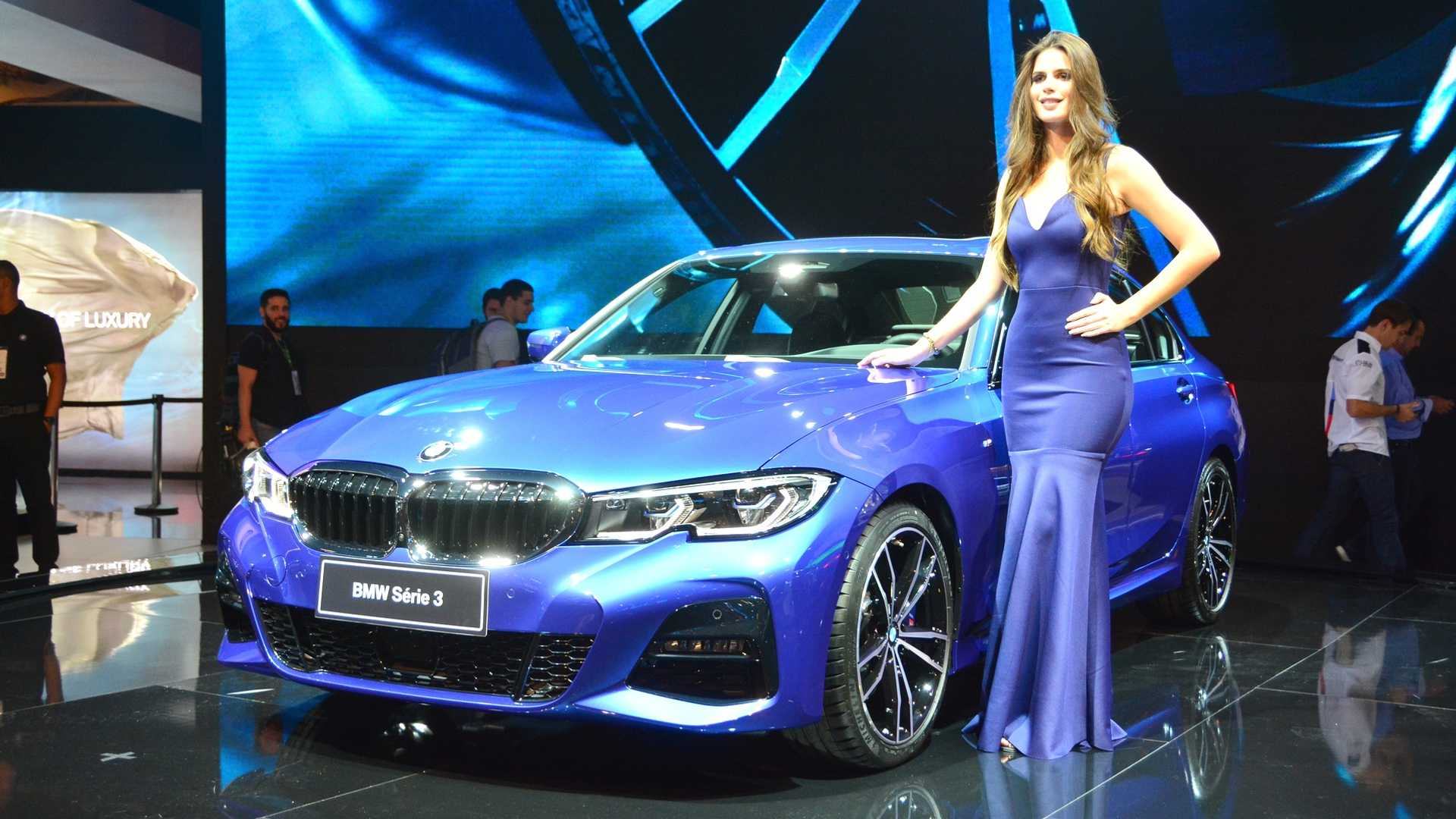 Novo BMW 330i chega em abril por estimados R$ 280 mil Novo-bmw-serie-3-2019-salao-do-automovel