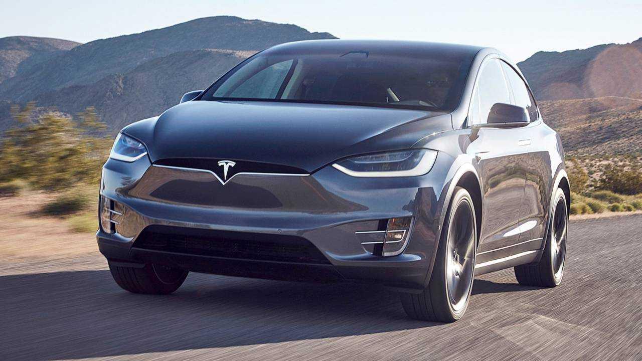 Le Tesla Model X