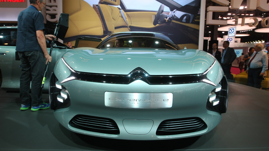 Citroën CXperience Konsept Paris Otomobil Fuarı