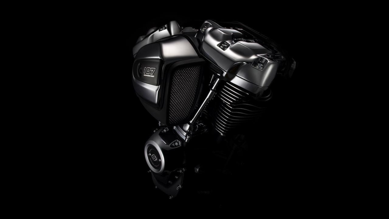Harley-Davidson Milwaukee-Eight motor