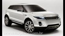 Land Rover confirma apresentação do Conceito LRX no Salão do Automóvel
