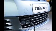 Para ligar na tomada - Volkswagen mostra o híbrido Golf VI Twin Drive