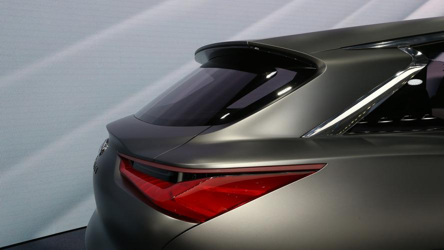 Infiniti QX Inspiration Concept Mondial de l'Automobile