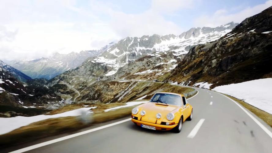 ¿Una semana complicada? Relájate con los Porsche más bonitos del mundo