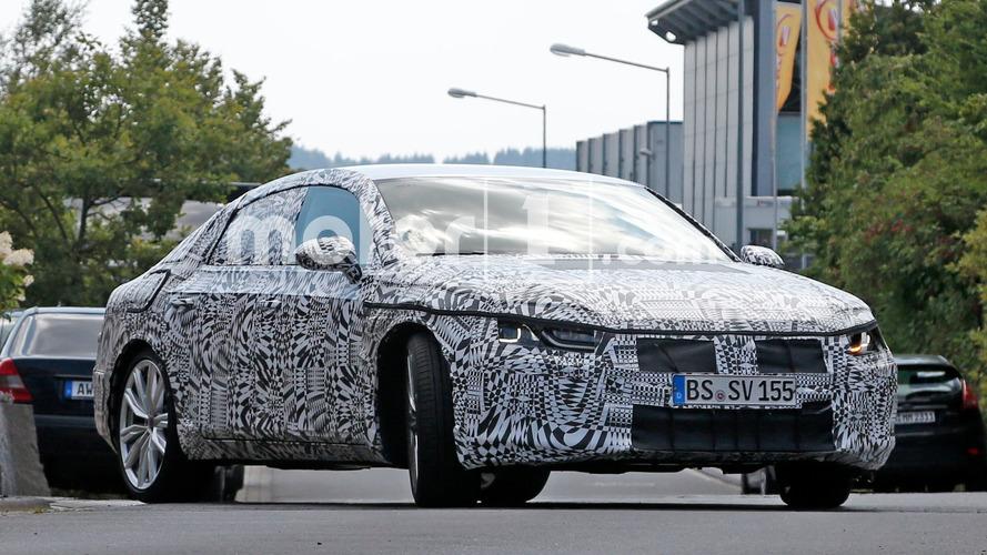2018 Volkswagen Passat CC Casus Fotoğrafları, Almanya