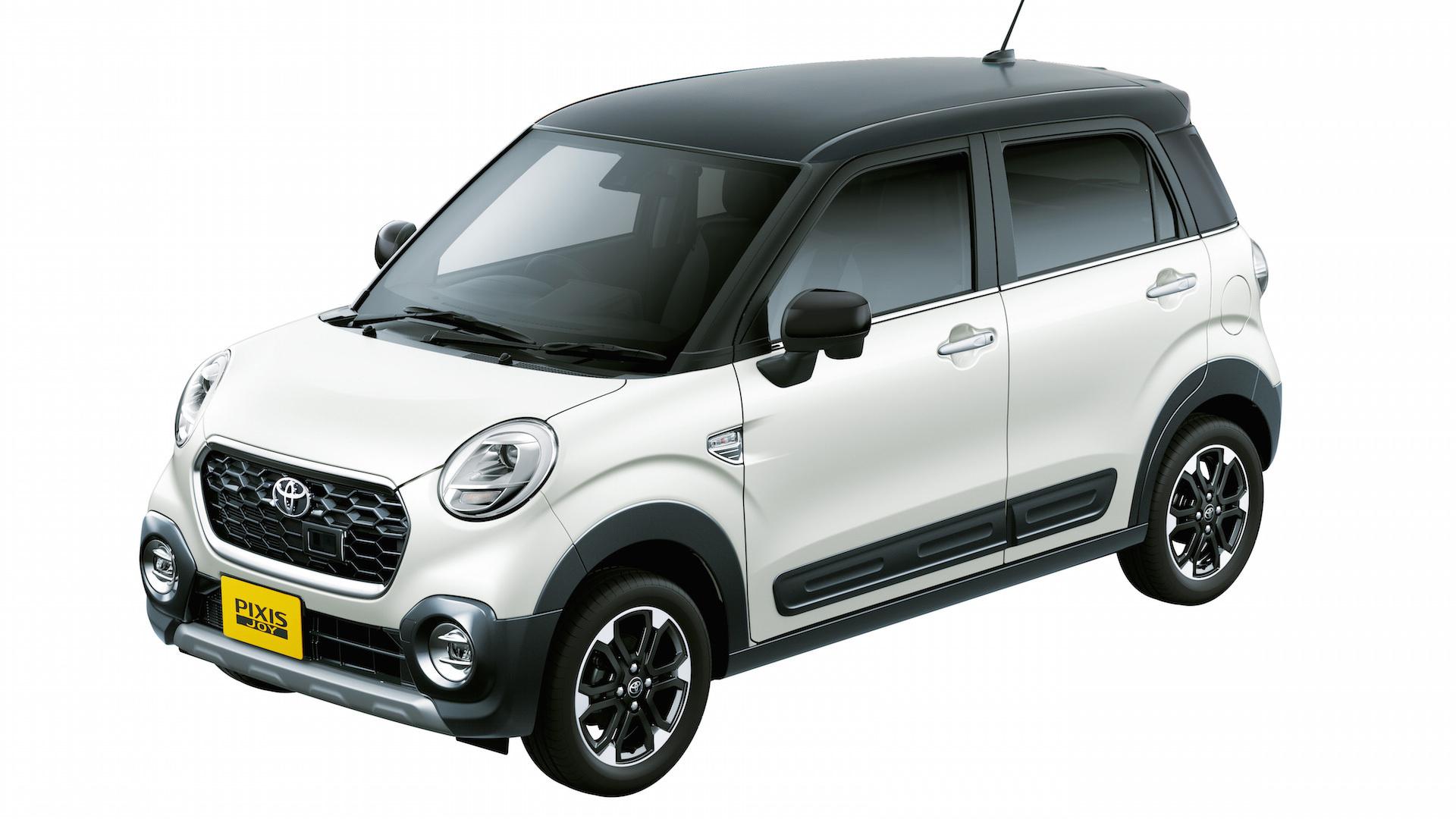 Toyota mini car