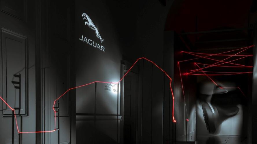 Jaguar, Londra Tasarım Bienali'nde